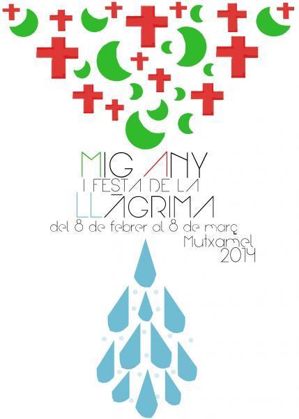 MIG ANY MOROS I CRISTIANS DE MUTXAMEL 2014