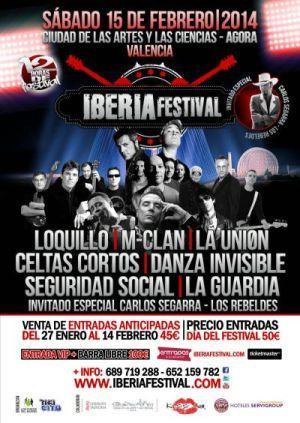 Iberia Festival - Ciudad de las Artes y Las Ciencias - Agora