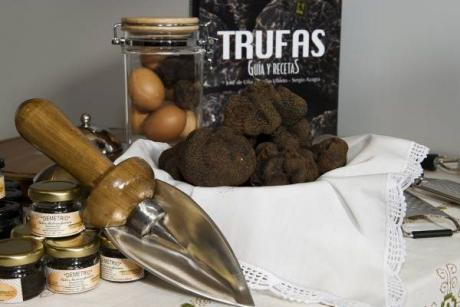 Truffles and art in the Maestrat, a beautiful blend