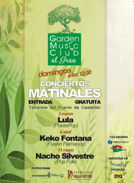 Garden Music Club