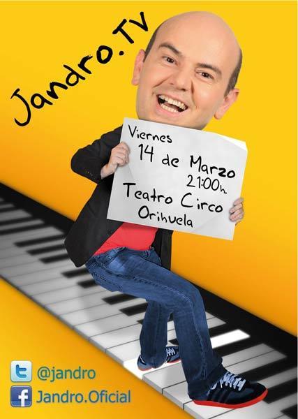 Monólogo JANDRO.TV