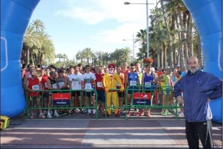 The Elche half-marathon, an event that is old indeed