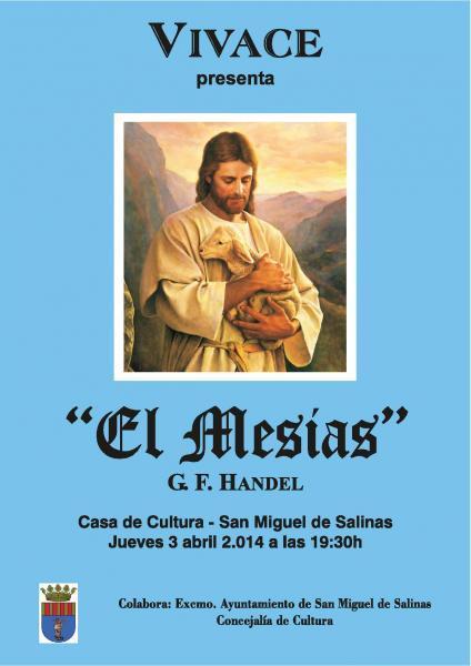 """Concierto """"El Mesías de Handel"""" 2014"""