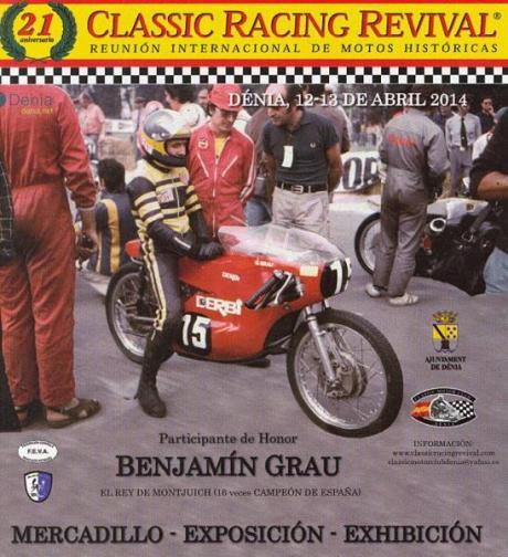 Classic Racing Revival Dénia 2014