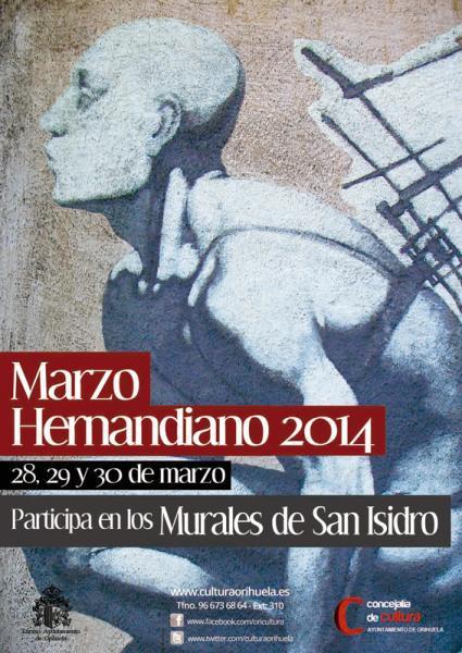 III EDICIÓN MURALES DE SAN ISIDRO. 1976-2014