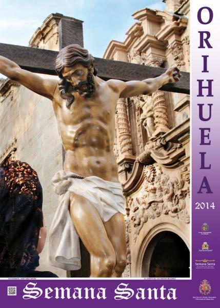Semana de Pasión y Semana Santa Orihuela 2014
