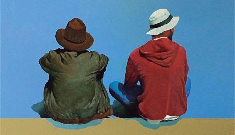 Exposición de pintura en Benissa: Javier Lorenzo