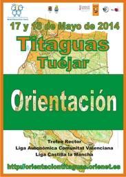 ORIENTACIÓN TITAGUAS-TUEJAR 2014