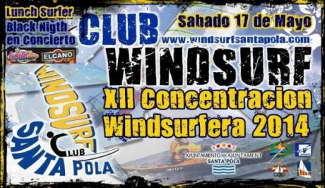 XII Concentración Windsurf