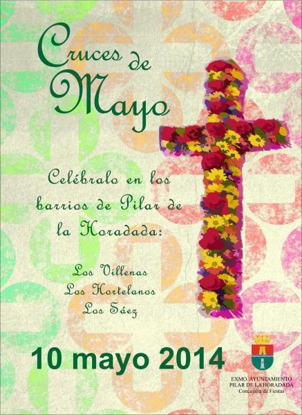 Fiesta de las Cruces de Mayo en Pilar de la Horadada