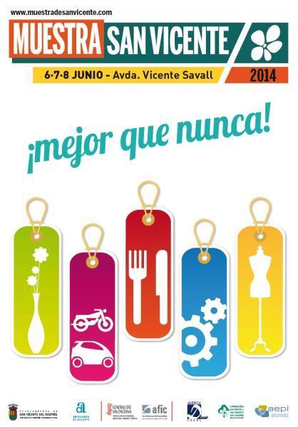XVIII Muestra San Vicente 2014