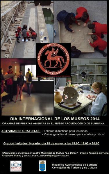 día internacional de los museos en Burriana