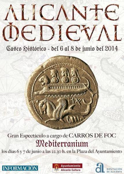 Alicante Medieval 2014
