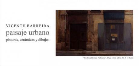 "Exposició ""Paisaje Urbano"""