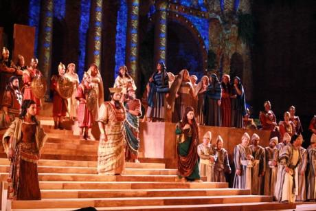 Opera in cinema in Benissa: Nabucco