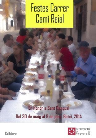 """Fiestas del """"Camí Reial"""" en Betxí"""