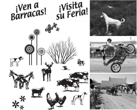 Feria Agrícola, Ganadera, de Caza y Tiempo libre en Barracas