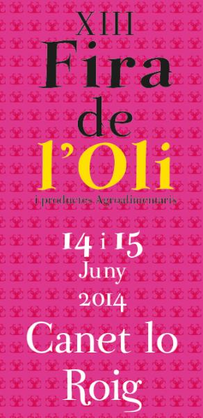 Feria del Aceite y Jornadas Gastronómicas CaneTapa en Canet lo Roig