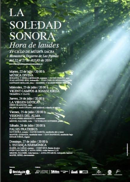 XV Ciclo de Música Sacra