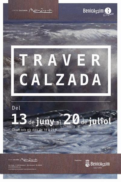 Exposición de pintura Traver Calzada
