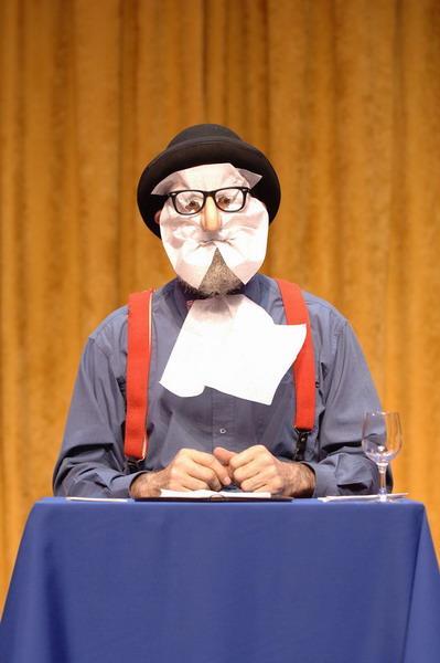 """Teatro: Avner presenta """"Excepciones a la Gravedad"""""""