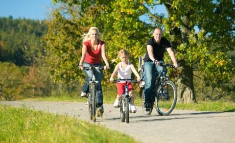 Family Bike Tour