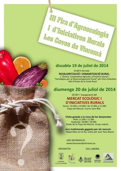 Feria de Agroecología e Iniciativas Rurales