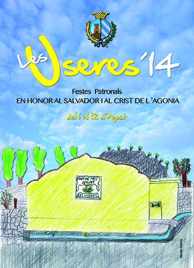 Fiestas Patronales en honor a San Salvador y el Cristo de la Agonía