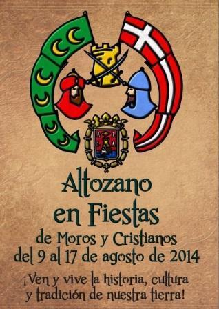 Altozano en Fiestas de Moros y Cristianos 2014