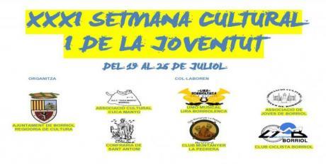 Semana cultural y de la juventud de Borriol