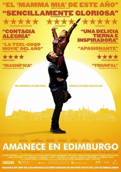 Cine: Amanece en Edimgurgo