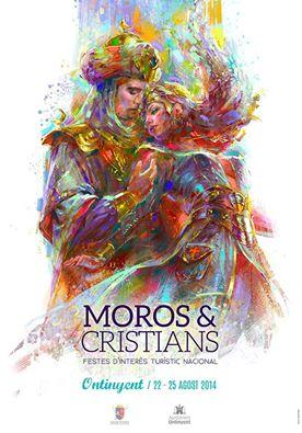 Moros y Cristianos Ontinyent 2014