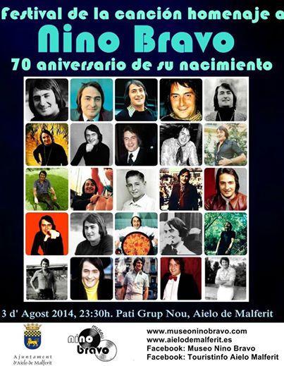 Festival de la Canción Homenaje a Nino Bravo por el 70 Aniversario de su nacimiento