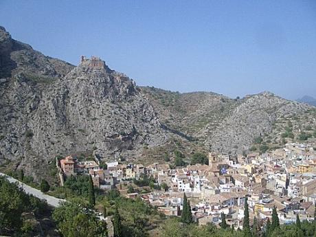 Festividad de San Bartolomé y San Roque en Borriol