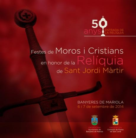 Fiestas de Moros y Cristianos en honor a la Reliquia de San Jorge
