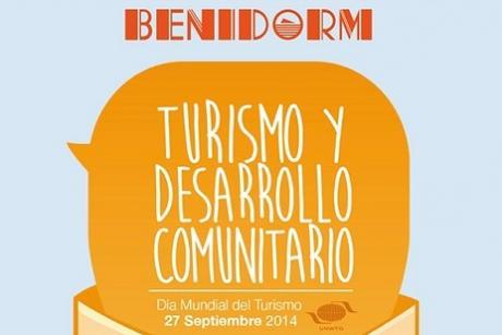 """Benidorm - Día Mundial del Turismo DMT-2014 - """"Sé Turista en tu Ciudad"""""""