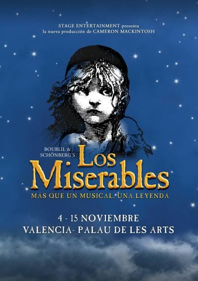 Musical Los Miserables