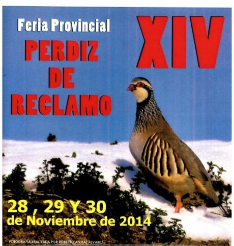 XIV Feria Provincial Perdiz de Reclamo en Pilar de la Horadada 2014