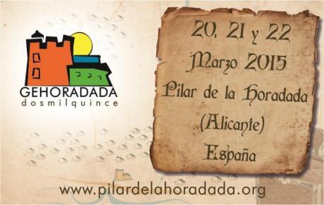 GeHoradada 2015 (Pilar de la Horadada)