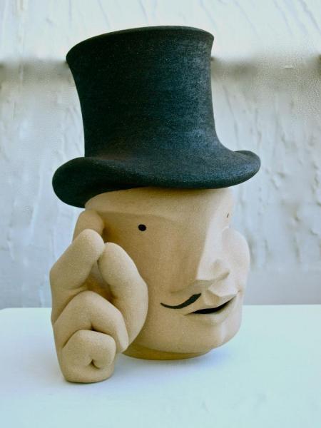 Exposición de escultura en Benissa