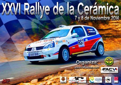 XXVI Rally de la Cerámica 2014
