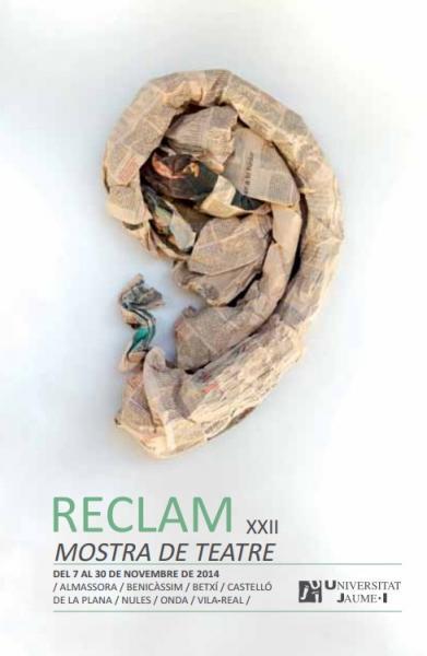 "XXII Muestra de Teatro ""Reclam 2014"" Castellón"