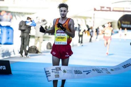 Trinidad Alfonso Valencia Marathon, a sports festival in the city of Valencia
