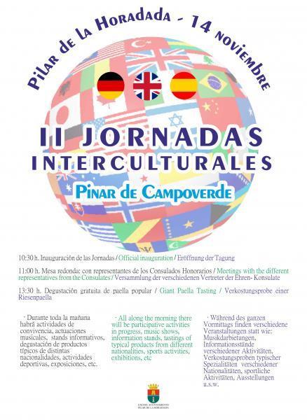 II Jornadas Interculturales Pinar de Campoverde