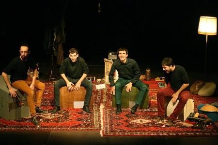 Música Teatro Kimbala presenta: Miniatures