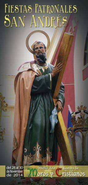 Fiestas Patronales San Andrés y Medio Año Festero 2014 en Almoradí