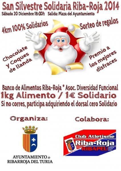 San Silvestre Solidaria 2014