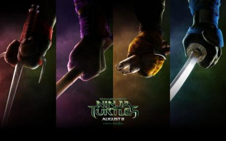 Cinema in Benissa: Ninja Turtles