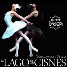 Ballet el Lago de los Cisnes en Valencia