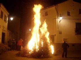 Fiestas de San Antonio en Castellnovo